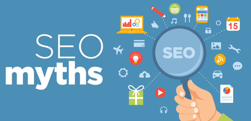 SEO Myths That are Going Viral on Internet